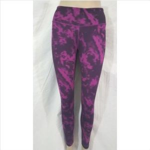 Lululemon Wunder Under Crops 2 Breezie Regal Plum